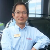 Nobu Ishihara at Toyota Sunnyvale