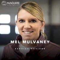 Mel Mulvaney at Maguire Chevrolet Cadillac