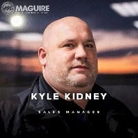 Kyle Kidney at Maguire Chevrolet Cadillac