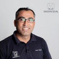 Hitesh Sharma at Curry Honda Yorktown