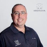 Steve Monaco at Curry Honda Yorktown