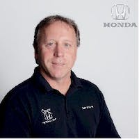 John Moran at Curry Honda Yorktown - Service Center