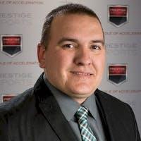 Petko Petkov at Prestige Imports