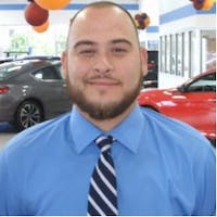 Cory Gonzales at Community Honda