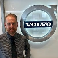 Steve Dolly at Volvo Cars Bridgewater