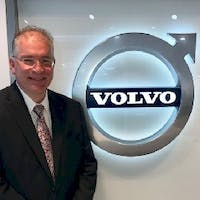 John  Maxton at Volvo Cars Bridgewater