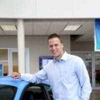 Mitchel Dotson at Bill Estes Ford