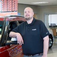 Michael Starnes at Bill Estes Ford