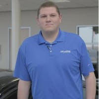 Sean McNally at Bill Estes Ford