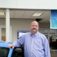 Shane Thacker at Bill Estes Ford