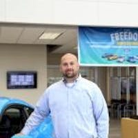 Brian Brickler at Bill Estes Ford