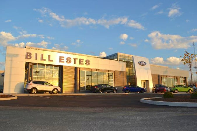 Bill Estes Ford Located In Brownsburg In