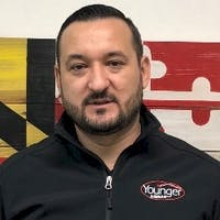 Sergiu Pricepa at Younger Nissan of Frederick - Service Center