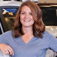 Nicole Sciamarelli at World Subaru