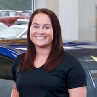 Tara  Mullins at World Subaru