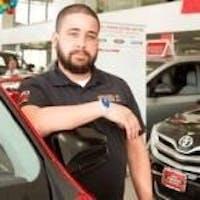 Juan Caraballo at Toyota of Hackensack