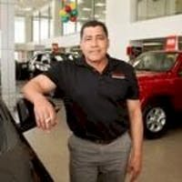 Jose Alvarado at Toyota of Hackensack