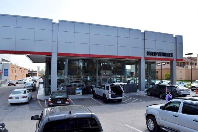 Darcars Toyota Of Silver Spring Toyota Used Car Dealer Service
