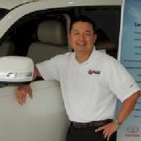 Hieu Nguyen at Charles Maund Toyota