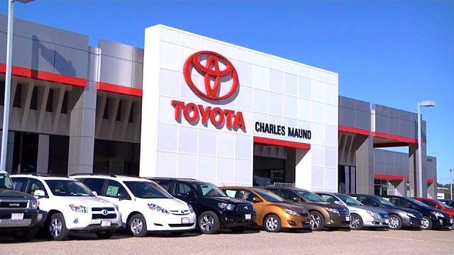 Charles Maund Toyota, Austin, TX, 78758