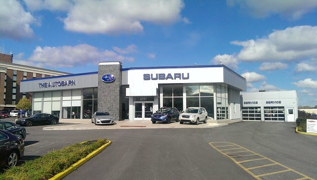 The Autobarn Subaru of Countryside, Countryside, IL, 60525