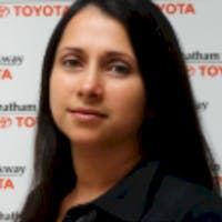 Yadelsy Chacon at Chatham Parkway Toyota