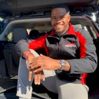 Davon Woods at Chatham Parkway Toyota