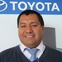 Robert  Paredes at Olathe Toyota