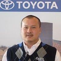 Yo  Phisaisawat at Olathe Toyota