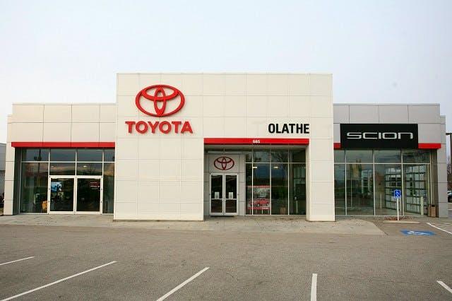 Olathe Toyota, Olathe, KS, 66061