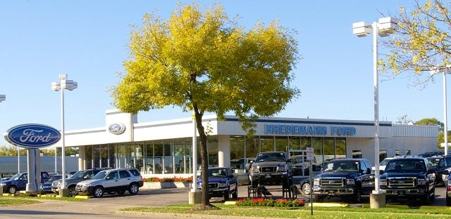 Bredemann Ford in Glenview, Glenview, IL, 60025