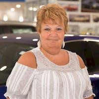 Wendy Ripperda at Vern Eide Motorcars