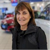 Susan Trauman at Vern Eide Motorcars