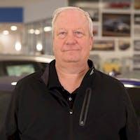 Jeff Jaeger at Vern Eide Motorcars