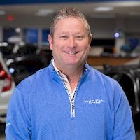 Randy Finch at Vern Eide Motorcars