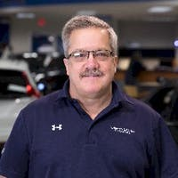 Mark Quissell at Vern Eide Motorcars