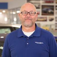 Randy Meinders at Vern Eide Motorcars