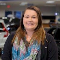 Courtney Dummer at Vern Eide Motorcars