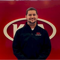 Brett Smith at Kia AutoSport Columbus