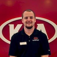 """Andrew  """"Drew"""" Klementovich at Kia AutoSport Columbus"""
