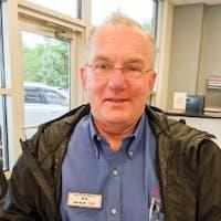 Gary Wade at Kia AutoSport Columbus