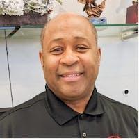 Yusef Johnson at Kia AutoSport Columbus