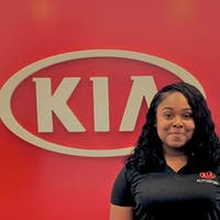 Tykeria Franklin at Kia AutoSport Columbus
