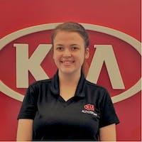 Allison Sherman at Kia AutoSport Columbus