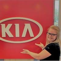 Kayla Murchison at Kia AutoSport Columbus