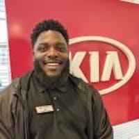 Jeffrey JJ  Stinson at Kia AutoSport Columbus