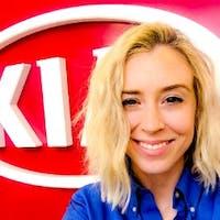 Kailie Perez at Kia AutoSport Columbus