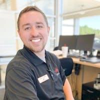 Matt Pavey at Kia AutoSport Columbus