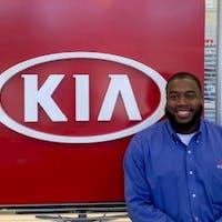 Terrance Searcy at Kia AutoSport Columbus