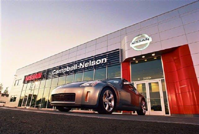 Campbell Nelson Nissan >> Campbell Nissan Of Edmonds Nissan Service Center